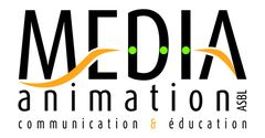 Logo de Média animation.