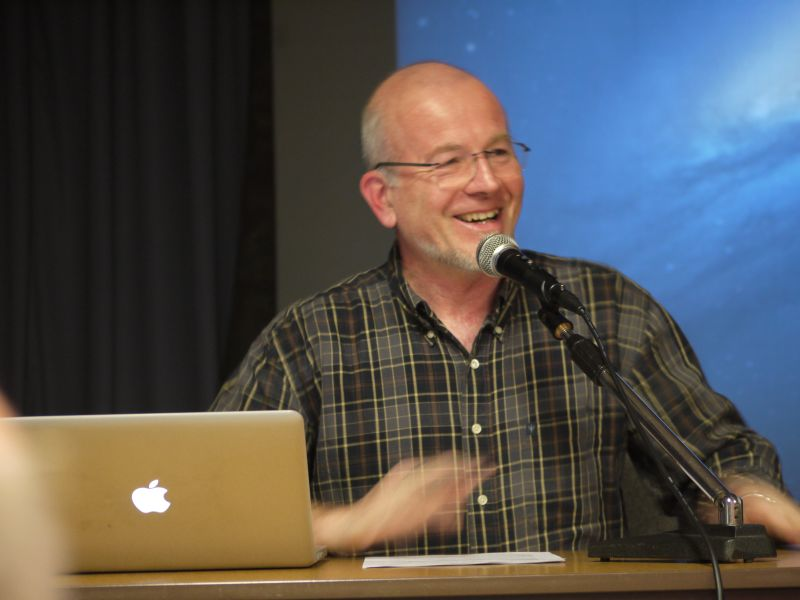 Michel Berhin, chargé de mission Média-Animation