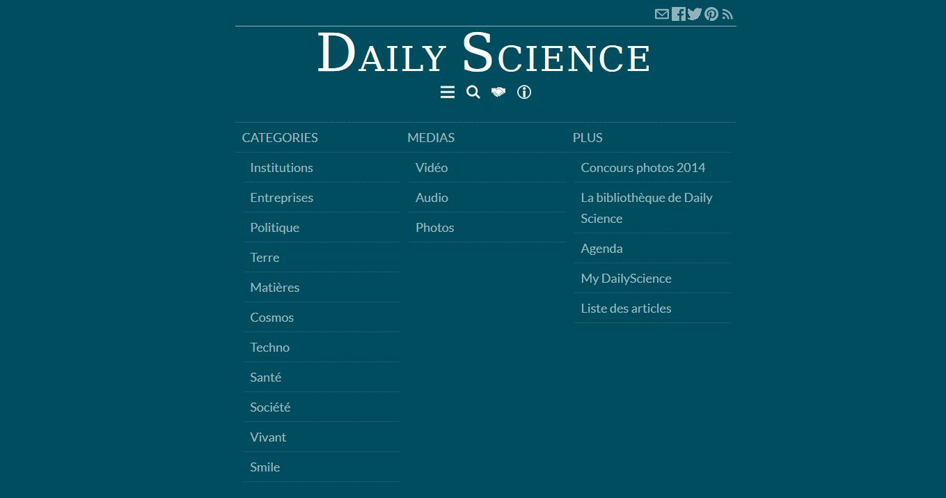 dailyscience.be